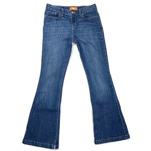 Old Navy Stretch Flare Jeans 14 Reg (28Wx30L)